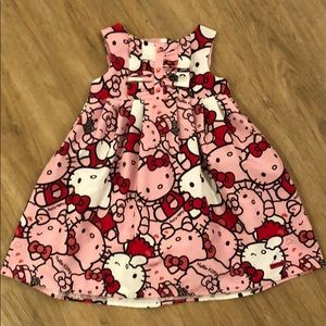 H&M Hello Kitty Dress size 3-4Y